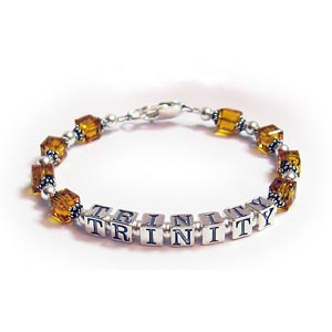 JBL-C2-1	String Bracelet Enter: TRINITY/Nov Shown with a lobster claw clasp.