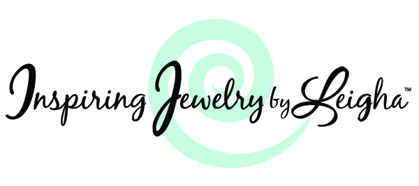 Inspiring Jewelry by Leigha Logo TM