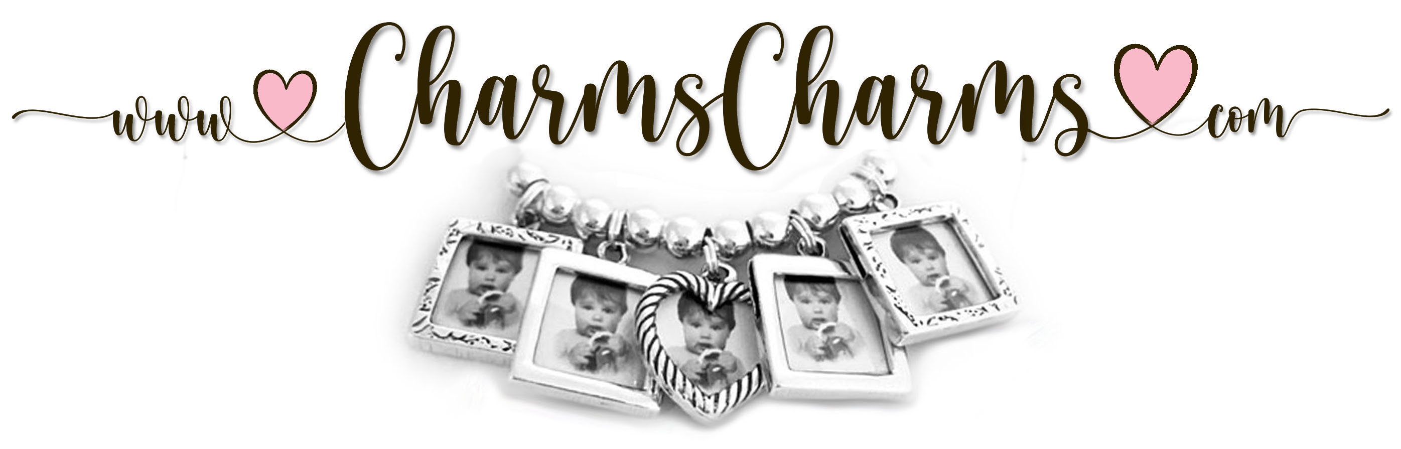 Charm Bracelets - Charm Necklaces - Just Charms